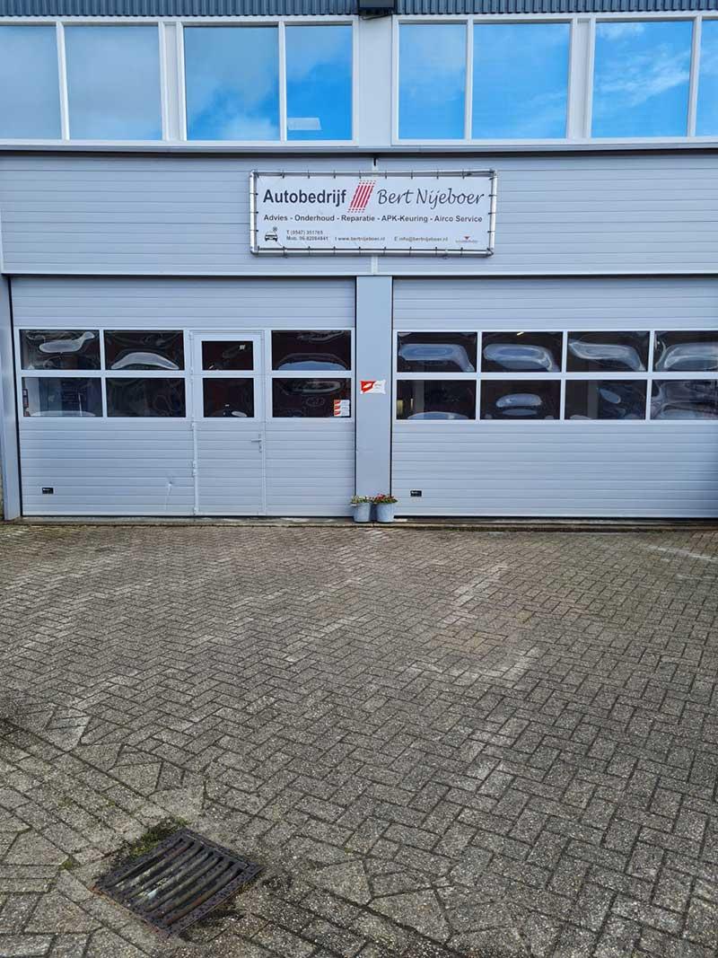 Verhuizing Autobedrijf Bert Nijeboer in Goor